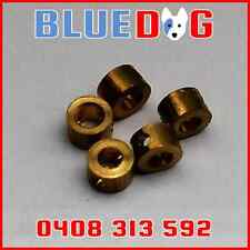 Cable Ends Fittings Throttle Nipples 4x6mm x5 Solder Type CN4