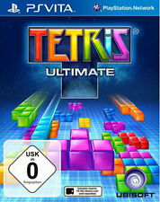 Sony Playstation Vita PSV PSVita Spiel ***** Tetris Ultimate ************NEU*NEW