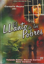 DVD - El Llanto De Los Pobres NEW Yolanda Ochoa Rene Cardona FAST SHIPPING !