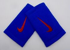 Nike Reveal Doublewide Wristbands Rush Blue/University Red