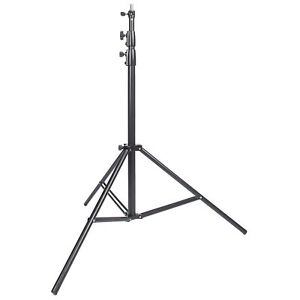 Studio Light Stand 3m Heavy Duty Adjustable Professional Tripod Spring Spigot UK