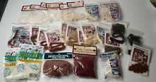 Assorted String Wool Doll & Craft Hair lot of 29 New and pre owned.