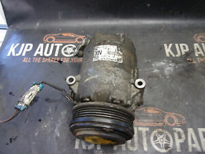 09-14 vauxhall astra 1.7 cdti air conditioning pump compressor 401351739