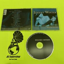 Johnny Winter deluxe edition - CD Compact Disc