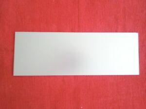 1,5 mm Aluminium-Platte 300 x 100 mm CFK Kohlefaser