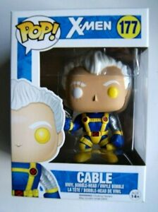 Marvel Funko Pop CABLE #177!