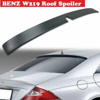 Unpainted Rear Window Roof Spoiler fit for MERCEDES BENZ W221 S-Class  2007-2013