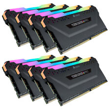 64GB Corsair Vengeance DDR4 3000MHz CL15 Octuple Memory Kit (8 x 8GB)