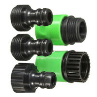 5pcs Set Garden Water Hose Pipe Adaptor Connector Repairer Joiner