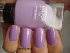 NEW! Sally Hansen Complete Salon Manicure nail polish GRAPE GATSBY #373