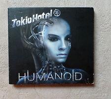 "CD AUDIO INT/TOKIO HOTEL ""HUMANOID-GERMAN VERSION""CD ALBUM+1 DVD EDITION DELUXE"