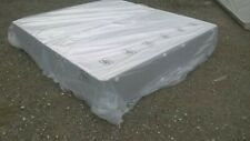 New Silentnight Kingsize Grey 4 Drawer Divan Nqp Wrapped Bed LOCAL Delivery
