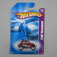 Hot Wheels VW BAJA BEETLE 2008 TEAM: Volkswagen Series NM Card