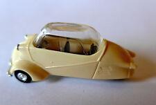 BUSCH KR 200 H0 Messerschmitt Kabinenroller, TOP