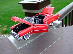 Franklin Mint 1/24th Scale L.E. 1953 Cadillac  Eldorado Convertible-NICE-
