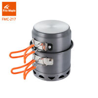 Fire Maple Outdoor Camping Foldable Heat Exchanger Cooking Cookware Pot Aluminum