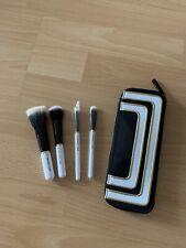 MAC Cosmetics Pinsel Pinselset mit Etui Reiseset Minipinsel