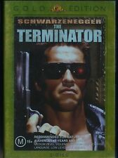 Terminator Gold Edition DVD R4