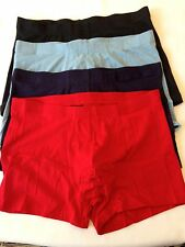 Set of FOUR H&M Boxer-Briefs New WITHOUT Price Tags size LARGE  (L4-b)