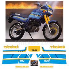 Kit adesivi Tenerè XT600Z stickers carena compatibili xt tenere xt600 z 3AJ 1988