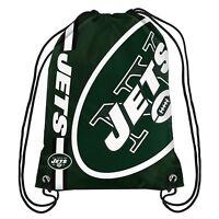 New York Jets NFL Drawstring Backpack