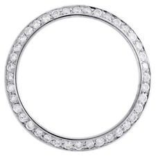 Custom Round Diamond Watch Original Bezel 41mm Rolex Datejust II ONLY 2.75 CT.