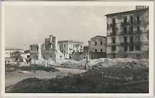 CARTOLINA d'Epoca - CHIETI provincia -  ORTONA : Fotografica Natale 1943 #14