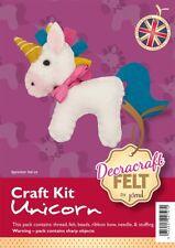 Créer votre propre Feutre personnage Craft Kit Licorne