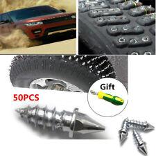 50x ATV Car Motorcycle Tire Snow Spike Stud Thorn Screw Anti-slip Snow Ice Nail