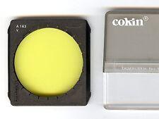 Filtro Creativo Quadrato Cokin A163 - Sist. A - Pola Yellow Polarizzatore