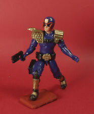 "Gi joe Judge Dredd 1995 Version Custom  4"" Sylvester Stallone"