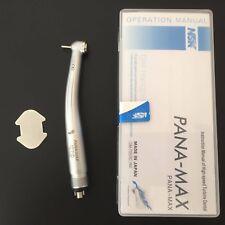 5 NEW PANA-MAX TU M4 Push Button handpiece 4 Hole handoiece Ceramic bearings us