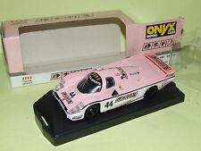 PORSCHE 962 C N°44 LE MANS 1990 ONYX