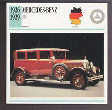 REPLIQUE BOITE MERCEDES SSK 1926 MATCHBOX 1958