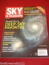 SKY & TELESCOPE - ASTRONOMY IN IRAN - APRIL 2001