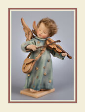 R John Wright M I Hummel Collection Sister Maria Innocentia - Celestial Musician