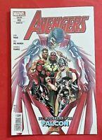 Avengers Jun. 23/2018 Die Rückkehr von Falcon Marvel Comic ungelesen