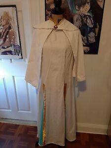 Octopath Traveler Ophilia Clement Cosplay Dress and Cloak *Handmade*