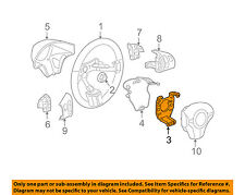 Chevrolet GM OEM 06-11 HHR Steering Wheel-Horn Contact 25816513