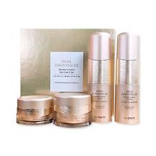 [THESAEM] Snail Essential EX Wrinkle Solution Skin Care 3 Set - 1pack (4items)