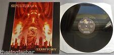 """Sepultura-TERRITORY 1993 Road Runner 12"""" SINGLE"""