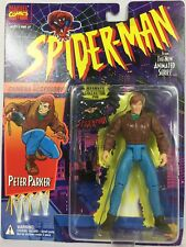 Spider-man Peter Parker with Camera Accessory Action Figure Sealed Original Pkg