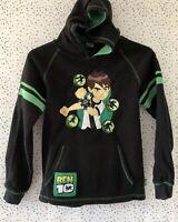 Cartoon Network Ladybird Ben 10 Hooded Fleece Jumper Age 8-9 Yrs