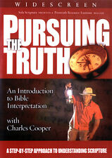 Pursuing Truth DVD Bible Interpretation christian god Hermeneutics hebrew greek