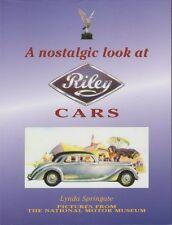 Riley Coches una nostálgica mirada a Riley Springate preguerra de posguerra RM Healey BMC Elf