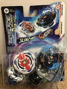 Beyblade Burst SURGE Dual Collection SPIRAL TREPTUNE T4 LORD HYDRAX H5