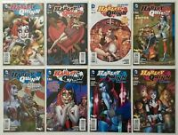Harley Quinn #s 2 3 4 5 6 8 9 10 Lot of 8 New 52 DC Comics 2014 VF+ to NM WP