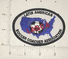Latin American Soccer Coaches Association Patch - LASCA
