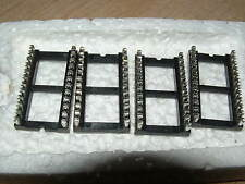 8 x 24 pin DIL turned pin component header with slotted solder tag RS 402686 way