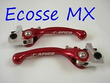 BETA EVO REV3 125 250 300 Apico Rojo Flexible MANETA DE EMBRAGUE freno set